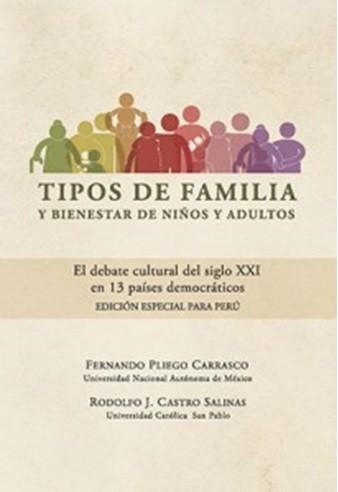 Tipos de familia y bienestar de niños y adultos