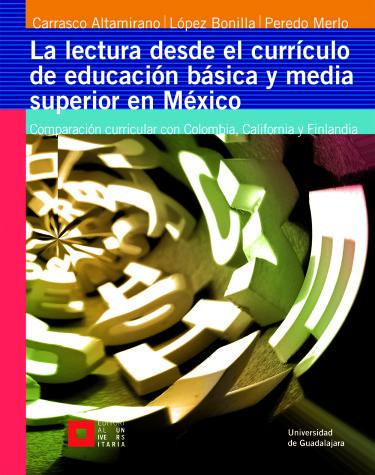 La lectura desde el currículo de educación básica y media superior en México