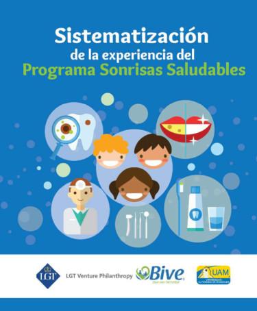 Sistematización de la experiencia del programa Sonrisas Saludables