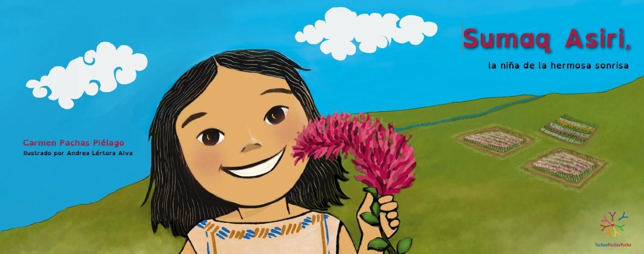 Sumaq Asiri, la niña de la hermosa sonrisa