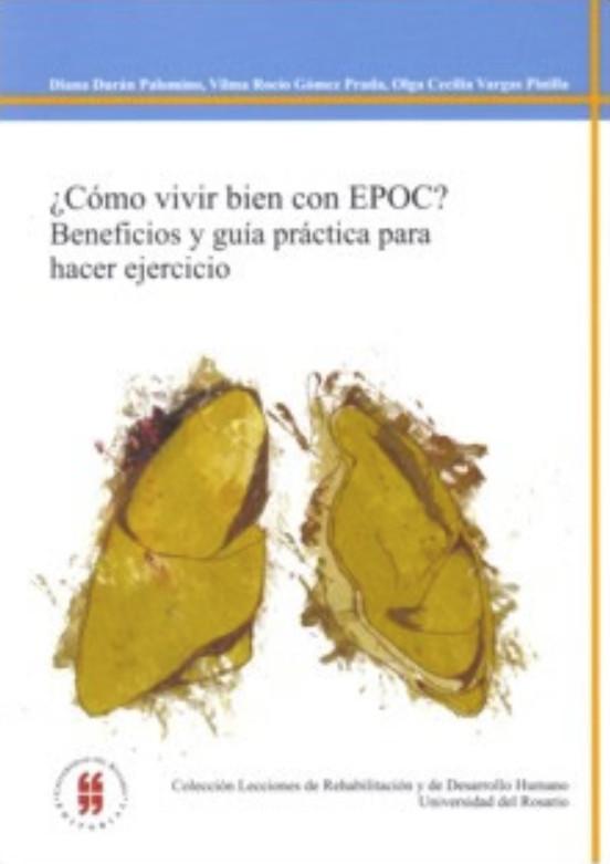 ¿Cómo vivir bien con EPOC?