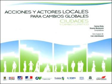 Acciones y actores locales para cambios globales