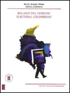 Balance del Derecho Electoral colombiano