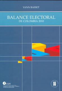 Balance electoral de Colombia 2010