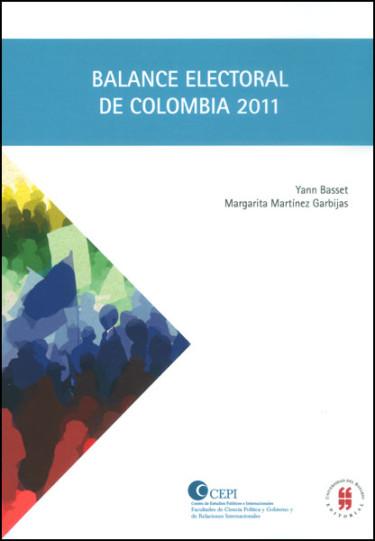 Balance electoral de Colombia 2011