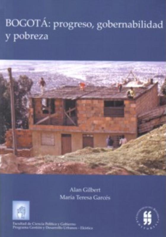 Bogotá: progreso, gobernabilidad y pobreza