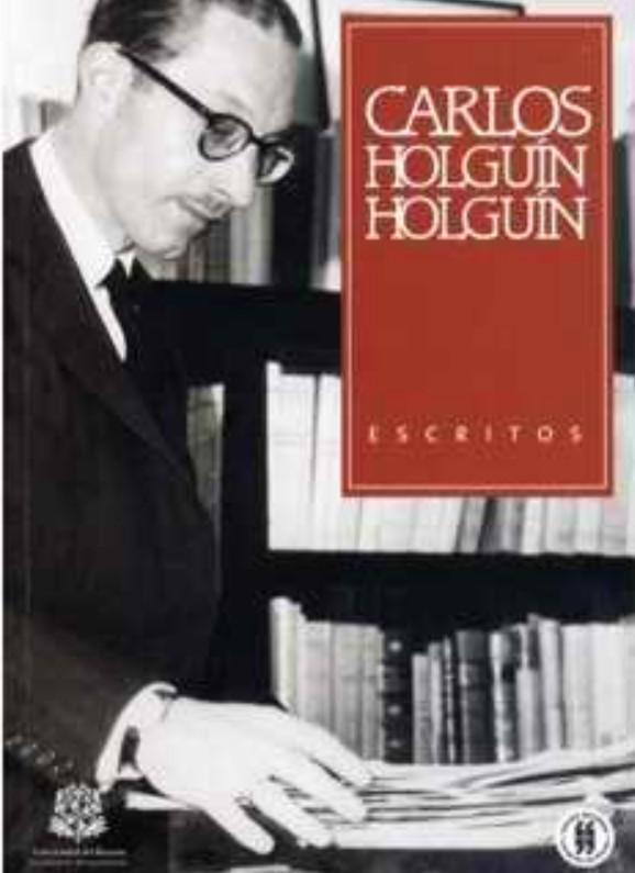 Carlos Holguín Holguín. Escritos