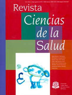 Ciencias de la Salud. Vol. 9 No. 2