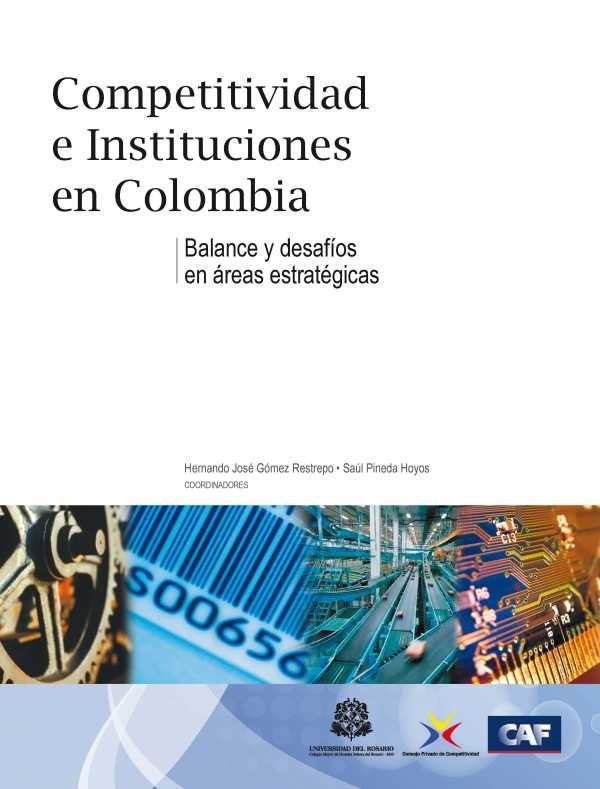 Competitividad e Instituciones en Colombia