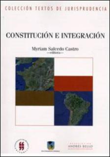 Constitución e integración