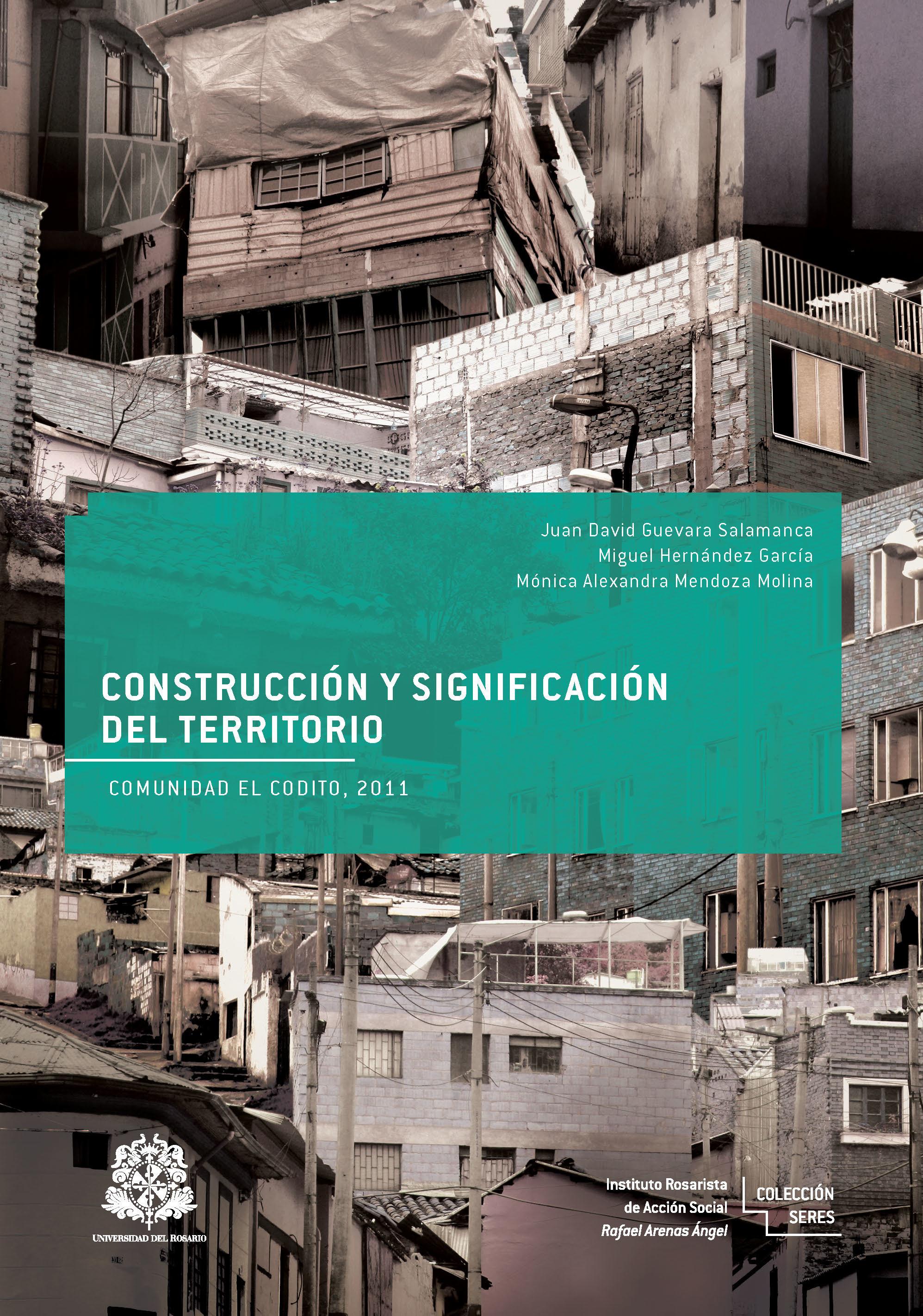 Construcción y significación del territorio