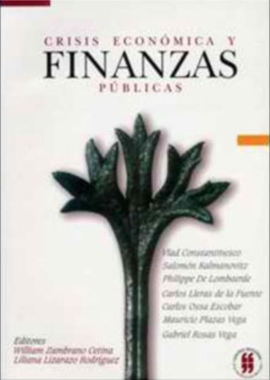 Crisis económicas y finanzas públicas
