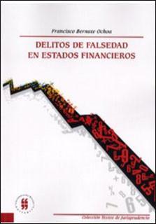 Delitos de falsedad en estados financieros
