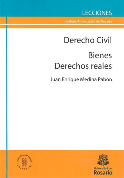 Derecho civil. Bienes. Derechos reales