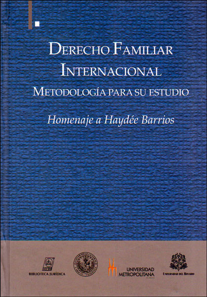 Derecho familiar internacional