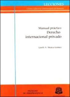 Derecho Internacional privado. Manual práctico