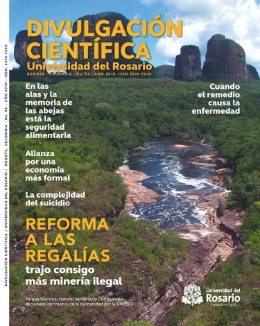 Divulgación científica, Universidad del Rosario No. 02