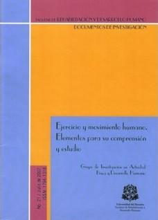 Ejercicio y movimiento humano. Elementos para su compresión y estudio
