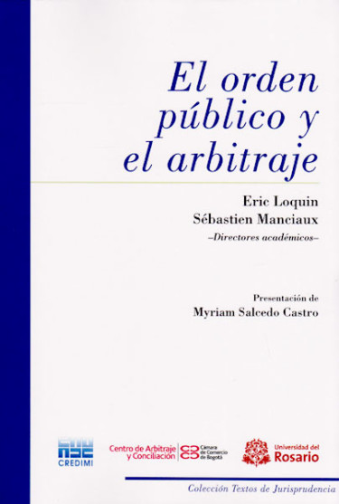 El orden público y el arbitraje