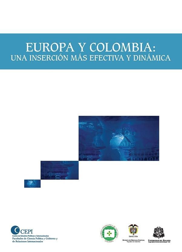 Europa y Colombia: Una inserción más efectiva y dinámica