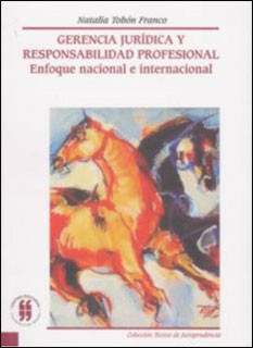 Gerencia jurídica y responsabilidad profesional. Enfoque nacional e internacional