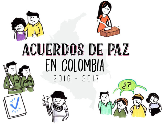 Implementación del Acuerdo de Paz en Colombia (2016-2017): desafíos, avances y propuestas