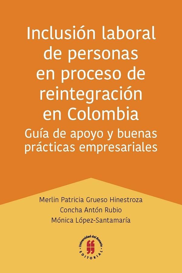 Inclusión laboral de personas en proceso de reintegración en Colombia.