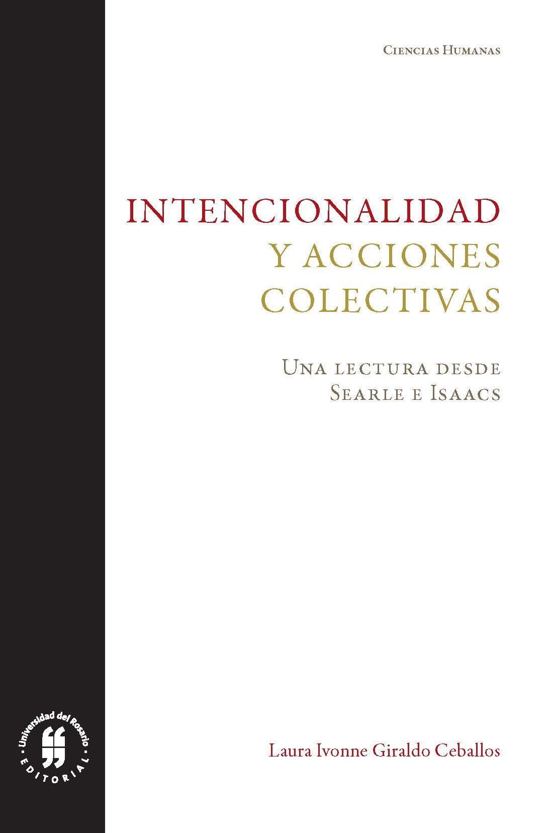 Intencionalidad y acciones colectivas. Una lectura desde Searle e Isaacs