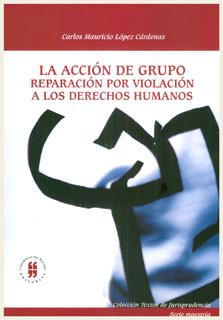 La acción de grupo. Reparación por violación a los derechos humanos