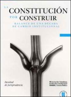 La Constitución por construir: balance de una década de cambio institucional