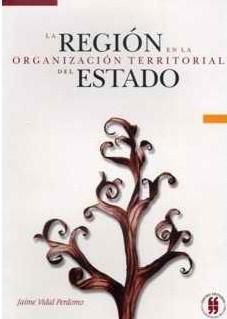 La región en la organización territorial del Estado