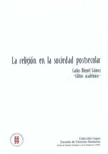 La religión en la sociedad postsecular