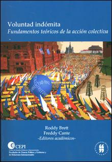 La voluntad indómita: fundamentos teóricos de la acción colectiva
