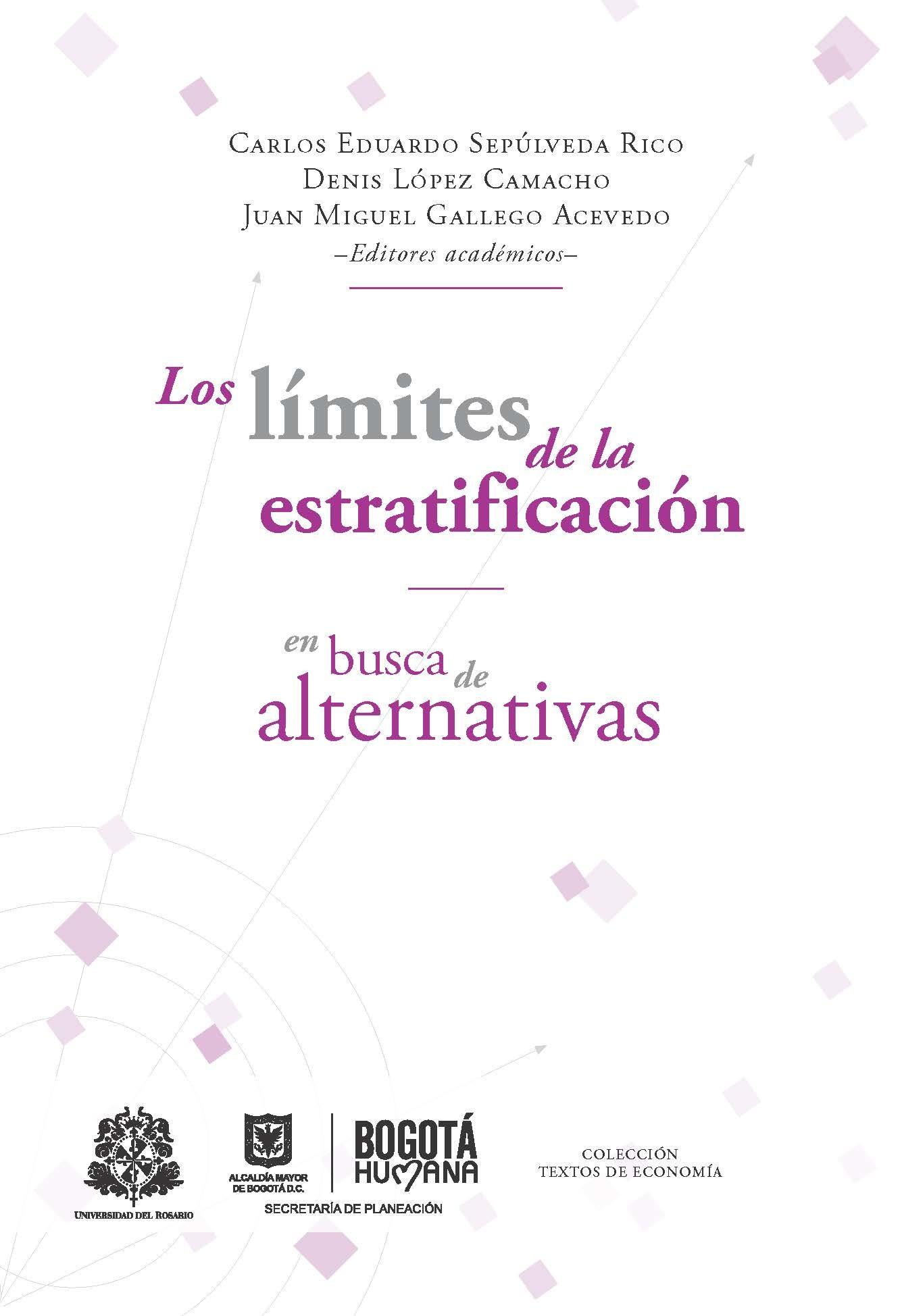 Los límites de la estratificación: en busca de alternativas