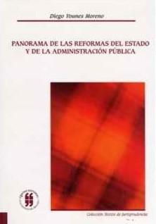 Panorama de las reformas del estado y de la administración pública