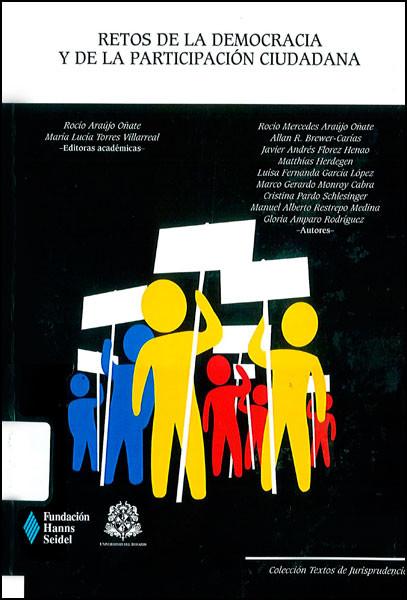 Retos de la democracia y de la participación ciudadana