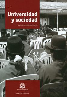 Universidad y sociedad No. 2 Extensión del conocimiento