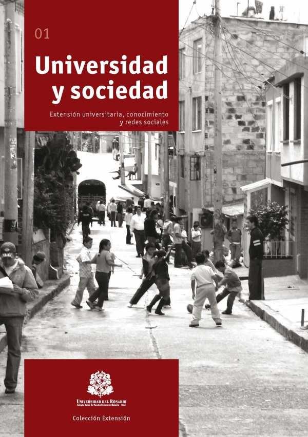 Universidad y sociedad. Extensión universitaria, conocimiento y redes sociales 01