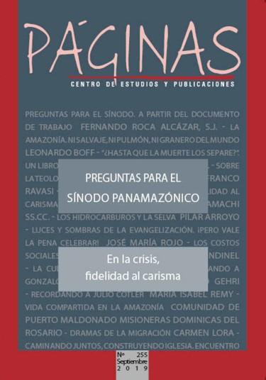Revista Páginas No. 255
