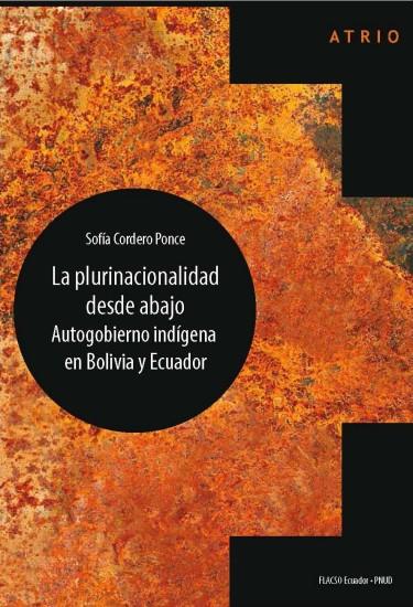 La plurinacionalidad desde abajo. Autogobierno indígena en Bolivia y Ecuador