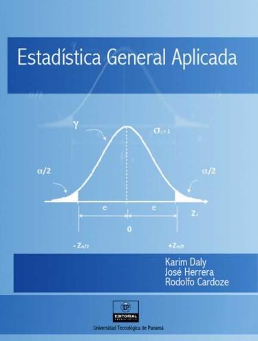 Estadística General Aplicada