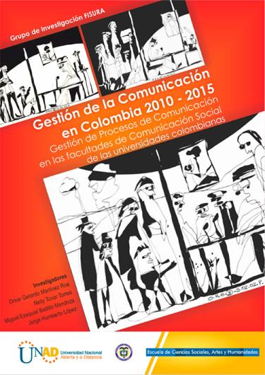 Gestión de la Comunicación en Colombia 2010 - 2015