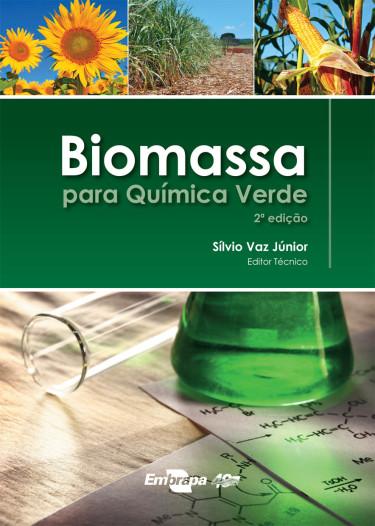 E-book - Biomassa para química verde