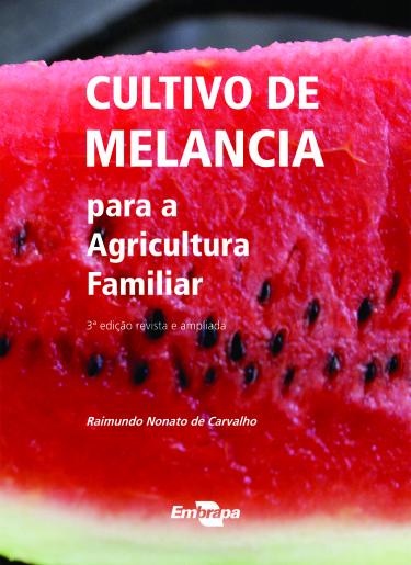 E-book - Cultivo da melancia para a agricultura familiar