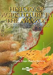 E-book - History of Agriculture in the Amazon: from the Pre-Columbian Era to the Third Millennium