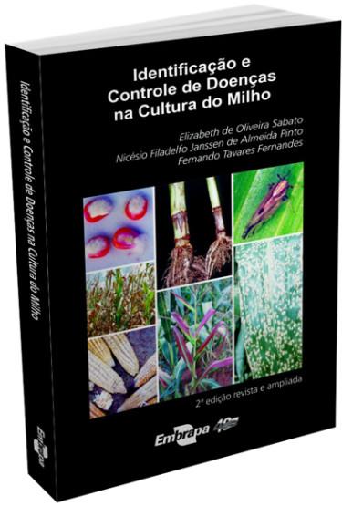 E-book - Identificação e controle de doenças na cultura do milho