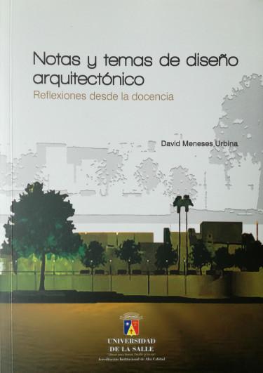 Notas y temas de diseño arquitectónico