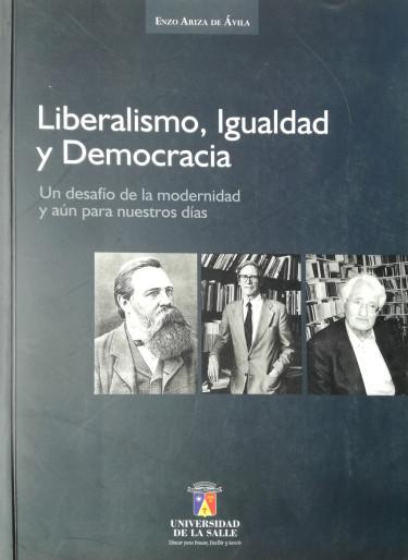 Liberalismo, igualdad y democracia