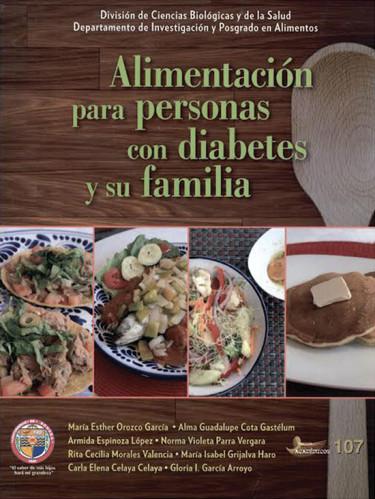 Alimentación para personas con diabetes y su familia