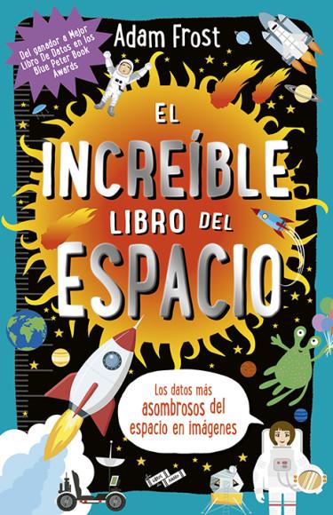 El increíble libro del espacio